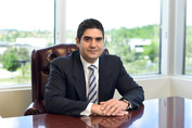 Personal injury lawyer Andrew Iacobelli
